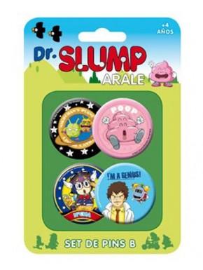 Chapas Dr Slump Arale