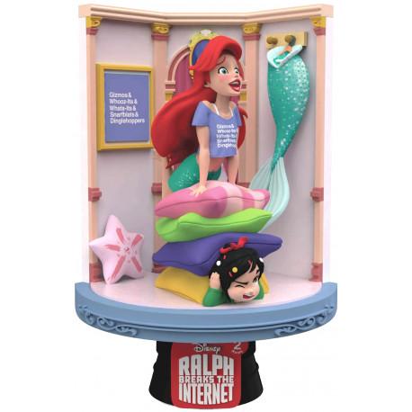 Diorama Ariel 16cm Disney