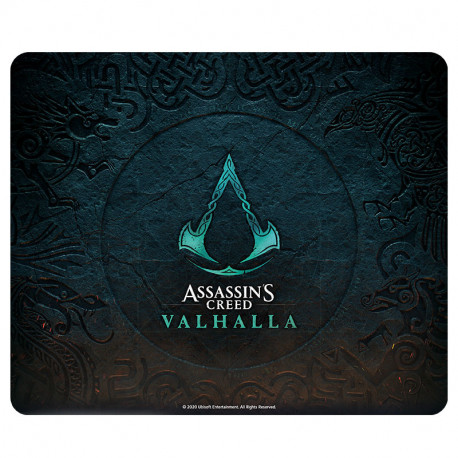 Alfombrilla de Ratón Crest Valhalla Assassin's Creed