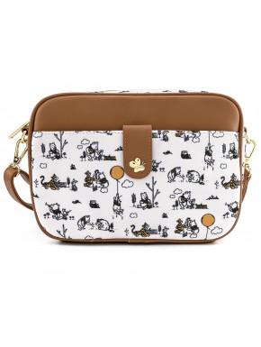 Bolso Bandolera Loungefly Winnie The Pooh  Disney