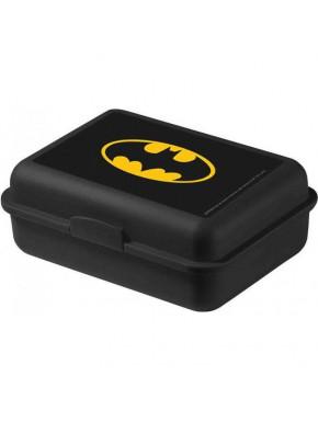 Fiambrera Logo Batman