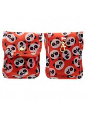 Funda para mascarilla Panda Kawaii