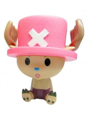 Figura hucha Chibi Chopper Luffy One Piece 16cm