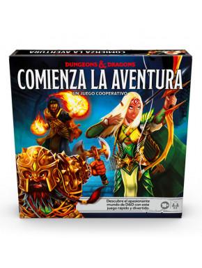 Juego tablero Hasbro Comienza la Aventura Dungeons and Dragons