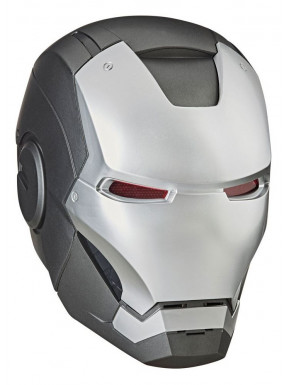Casco electrónico War Machine Hasbro Marvel Legends