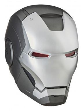 Casco electrónico War Machine Hasbro Marvel Legends