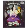 Calendario adviento Villanas papelería Disney Naughty List