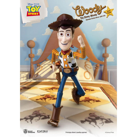 Toy Story Figura Dynamic 8ction Heroes Woody 20 cm