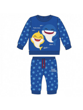 CHANDAL COTTON BRUSHED BABY SHARK
