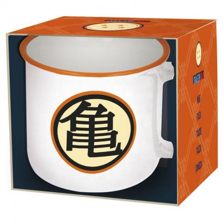 Taza cerámica de desayuno 400 ml. Dragon Ball