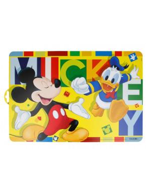 Mantel individual Mickey Watercolors