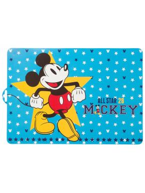 Mantel individual Mickey All Star