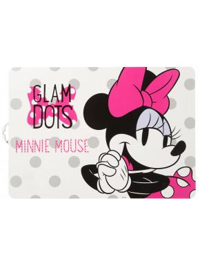 Mantel individual Minnie All Star