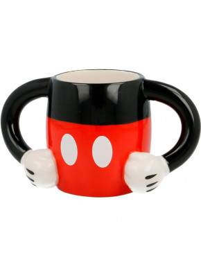 Taza 3D Mickey Mouse Disney Body