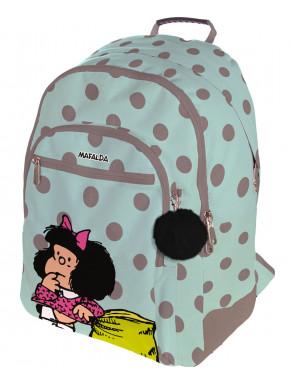 Mochila Mafalda Dots