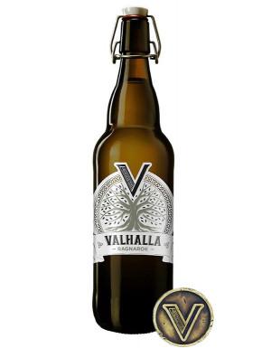 Hidromiel Valhalla Ragnarok 75 cl con Moneda