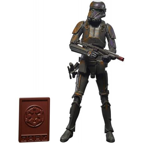 Figura Imperial Death Trooper 19 CM STAR WARS Mandalorian BLACK SERIES