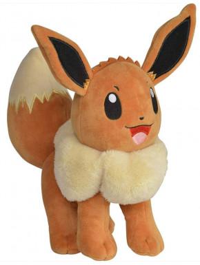 Peluche Eevee 20 cm Pokemon