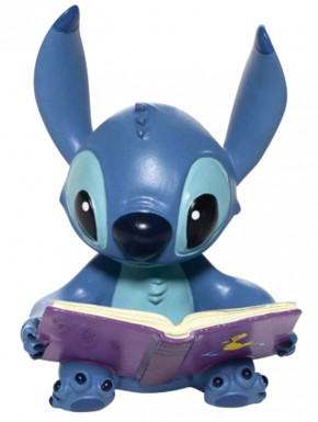 Figura Stitch Disney Book 6 cm