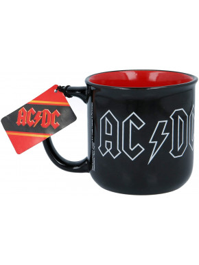 Taza AC/DC Back in Black Classic