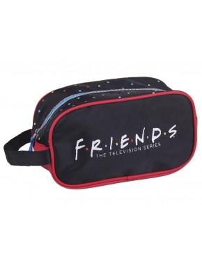 Estuche neceser Friends Logo