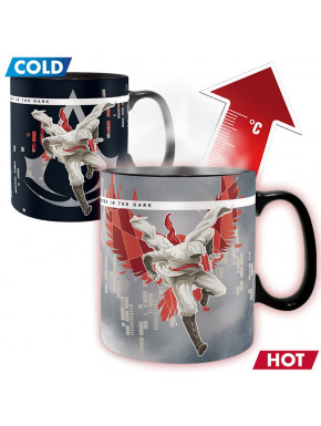 Taza Mug Heat Change - 460 ml - The Assassins