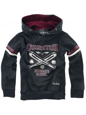 Sudadera niño Quidditch Harry Potter