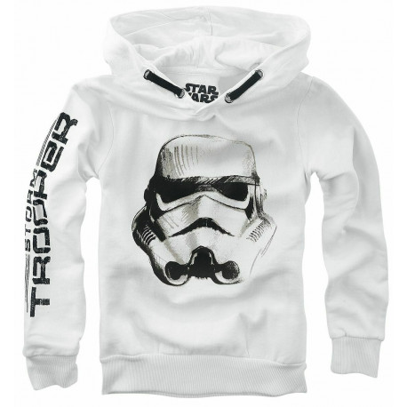 Sudadera niño Trooper Star Wars