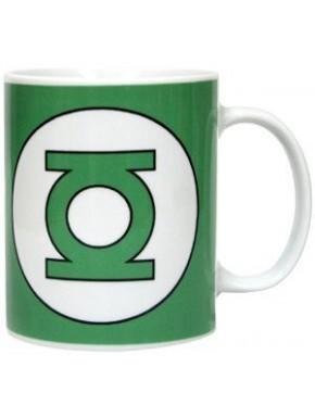 Taza Green Lantern logo