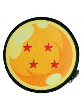 Monedero Dragon Ball Bola no.4