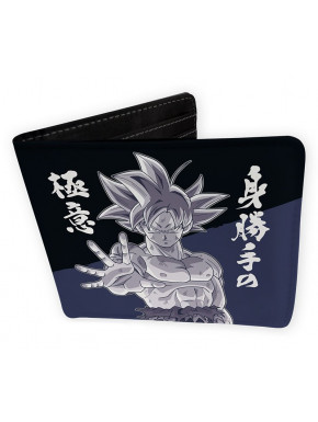 "DRAGON BALL SUPER - Wallet ""DBS/Goku Ultra Instinct"" - Vinyle"