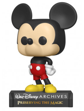 Funko POP! Disney Archives Current Mickey 9 cm