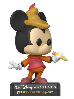 Funko POP! Mickey Mouse Sastrecillo Valiente Disney Archives