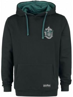 Sudadera Harry Potter Slytherin Blackletter