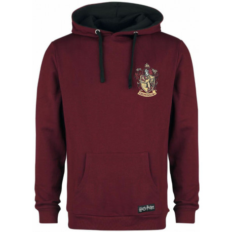 Sudadera Harry Potter Gryffindor Blackletter