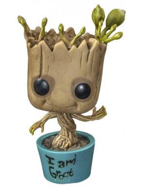 Funko POP! Vinyl Cabezón I am Dancing Groot 9 cm Guardianes de las Galaxias