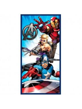 Toalla microfibra Avengers
