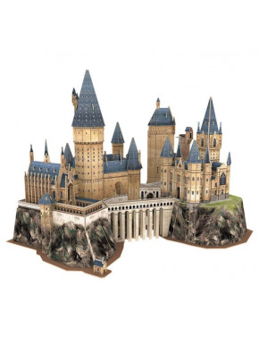 Puzzle 3D Castillo de Hogwarts Harry Potter