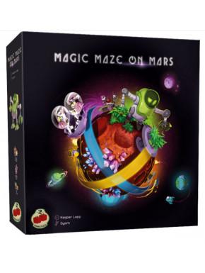 Magic Maze en marte Juego de Mesa