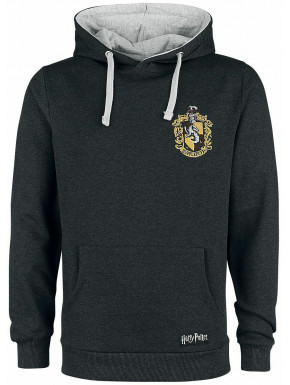 Sudadera Harry Potter Hufflepuff Blackletter