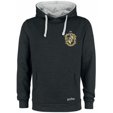Sudadera Harry Potter Hufflepuff Blackletter
