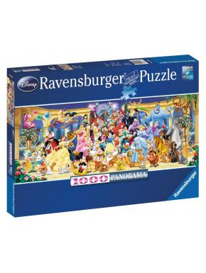 Puzzle Panorama Disney 1000pz