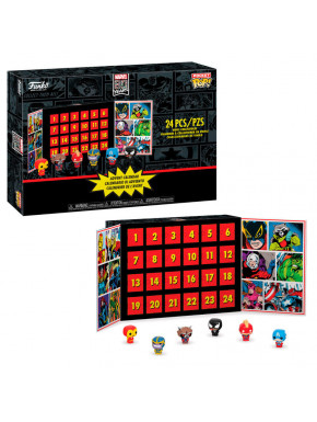 Calendario de Adviento 2021 Marvel Funko