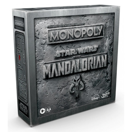 Monopoly The Mandalorian collector edition
