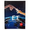 Libreta con luz E.T. El Extraterrestre