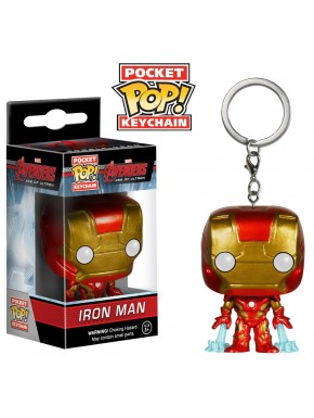 Llavero mini Funko Pop! Iron Man
