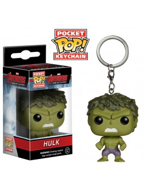 Llavero mini Funko Pop! Hulk