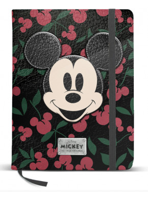Libreta A5 Mickey Mouse Disney Cherry