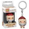 Llavero mini Funko Pop! Dumbledore Navidad Harry Potter