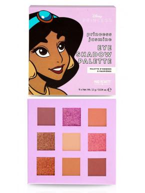 Mini paleta de sombras Jasmine Disney